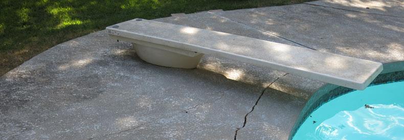 cool pool deck repair
